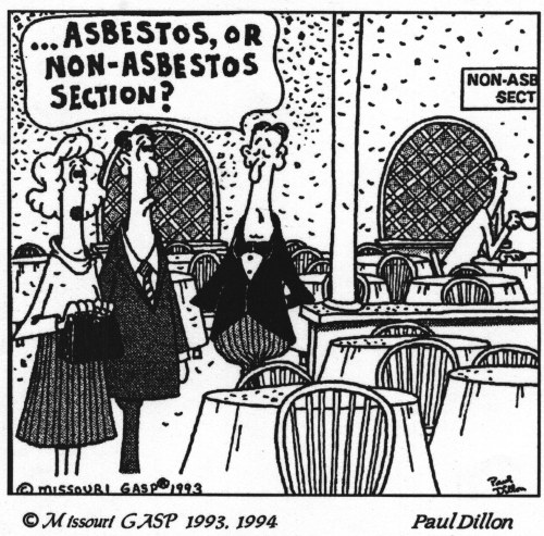 Asbestos, or Non-Asbestos? It's YOUR CHOICE!