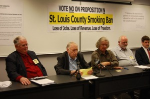 Citizen's Against Prop. N: Rev. Harold Hendrick, Fred Teutenberg, Scott Simon, Jon Rand, Bill Hannegan