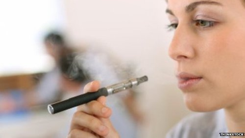 There are more than 8,000 different flavours of e-cigarettes.