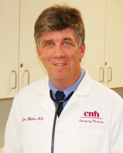 Jim Blaine, MD
